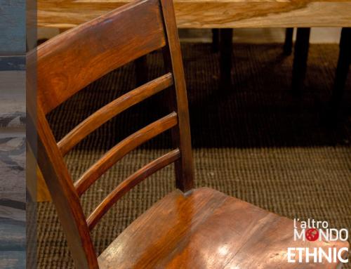 Sedia in legno antico